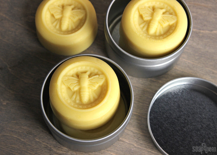 Bee Luscious Lotion Bars