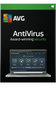 AVG AntiVirus 10 PC 2 Years