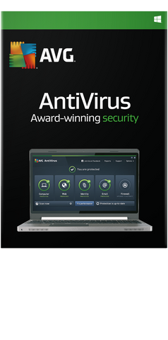 AVG AntiVirus 10 PC 3 Years