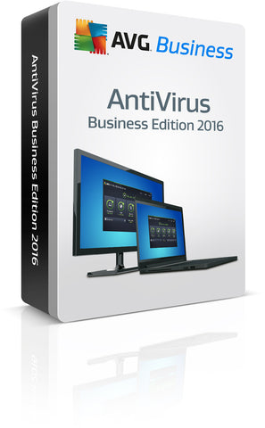 AVG AntiVirus Business Edition 2016
