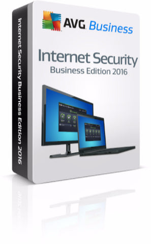 AVG Internet Security Business Edition 2 PC 1 year