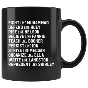 Like A Black Legend Mug (All 3 Parts)