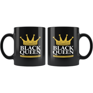 Black Queen 11oz Mug