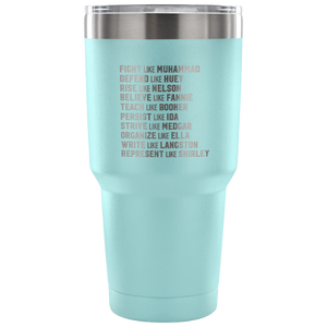 Like A Black Legend Pt.3 Premium Travel Mug