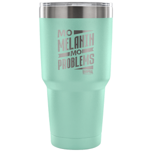 Mo Melanin, Mo Problems Premium Travel Mug