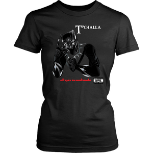 All Eyez on Wakanda Tee