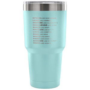 Like A Black Legend Pt.2 Premium Travel Mug