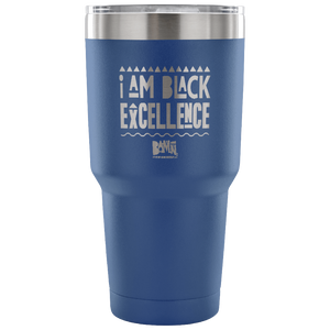 Black Excellence Premium Travel Mug