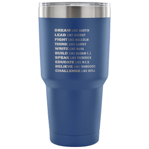 Like A Black Legend Pt.1 Premium Travel Mug