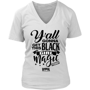 Get This Black Girl Magic Tee (White)