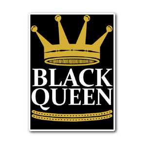 Black Queen Sticker