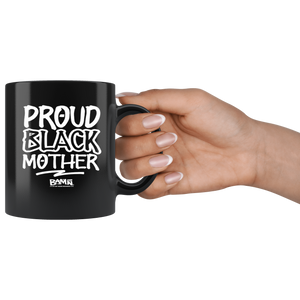 Proud Black Mother 11oz Mug