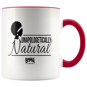 Unapologetically Natural Accent Mug