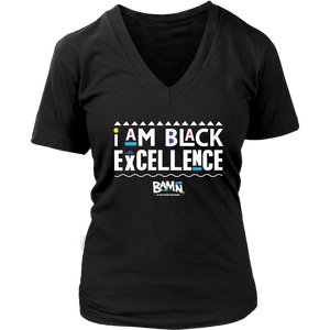 I am Black Excellence Tee