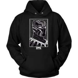 King of Wakanda Hoodie (Black)