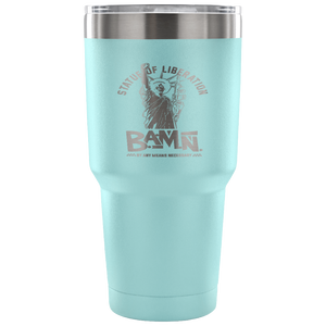 Statue of Liberation Premium Travel Mug