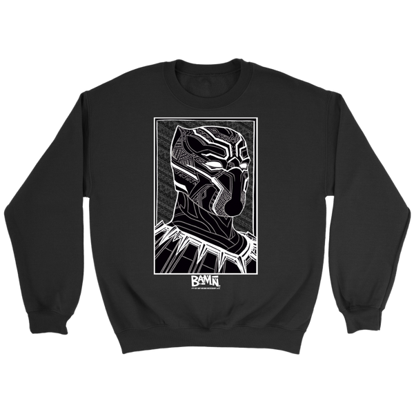 King of Wakanda Sweatshirt (Black)