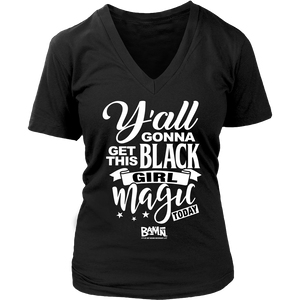 Get This Black Girl Magic Tee (Black)