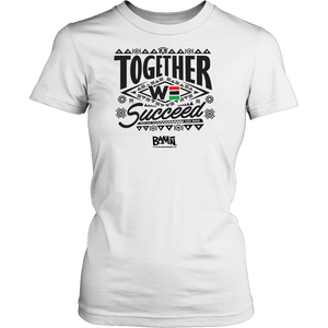 Together We Succeed Tee