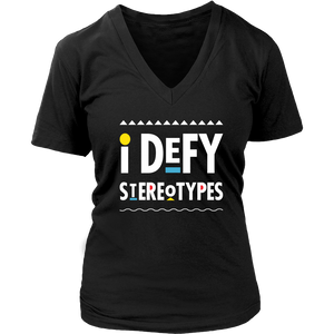 I Defy Stereotypes Tee