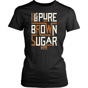 100% Pure Brown Sugar Tee