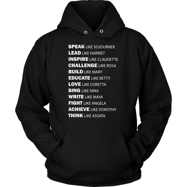 Like a Black Legend Pt.2 Hoodie
