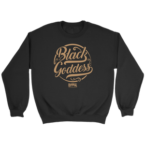 Black Goddess Sweatshirt