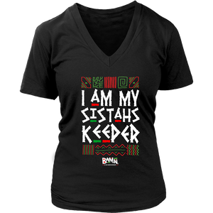I Am My Sistahs Keeper Tee