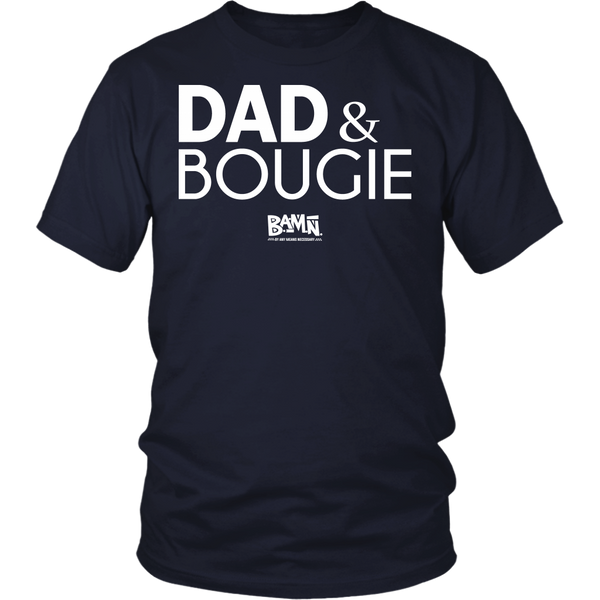 Dad & Bougie Tee