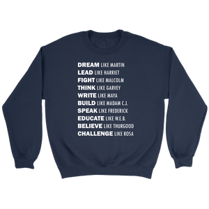 Like a Black Legend Pt.1 Sweatshirt