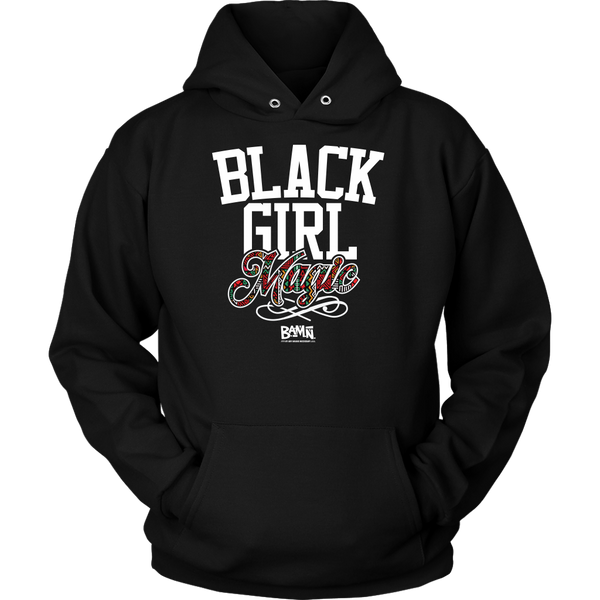Black Girl Magic Motherland Hoodie
