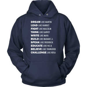 Like a Black Legend Pt.1 Hoodie