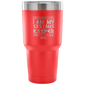 I Am My Sistah's Keeper Premium Travel Mug