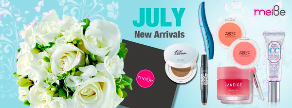 July MEIBE New Arrivals!