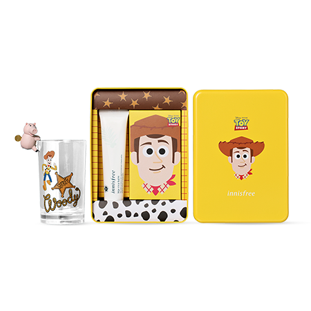 [Innisfree X Toy story] Woody Toy Box (Bija Cica Balm)