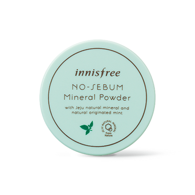 [絕配商品💞 1+1] No Sebum Mineral Pact + No Sebum Mineral Powder