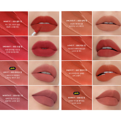 [PONY EFFECT] Powder Touch Lip Color