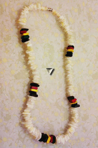 "One Love Rastafari ""Spirit Of Light"" Necklace $12.95▼"