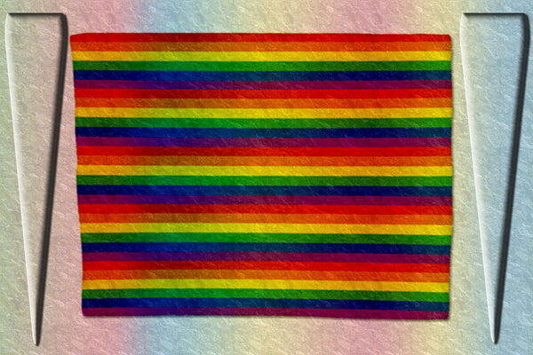 Gay Pride Rainbow Bandana