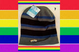 "Gay Pride Rainbow ""Pinned"" Unisex Beanie Cap"