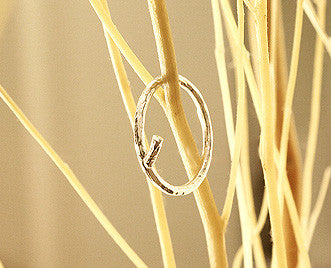 925 Sterling Silver Ring - Princess branch ring Gift Idea Rocker Gothic Woman Jewelry -  Silver ring (SR-066)