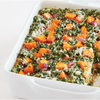 Pumpkin Lasagna with Kale Pesto