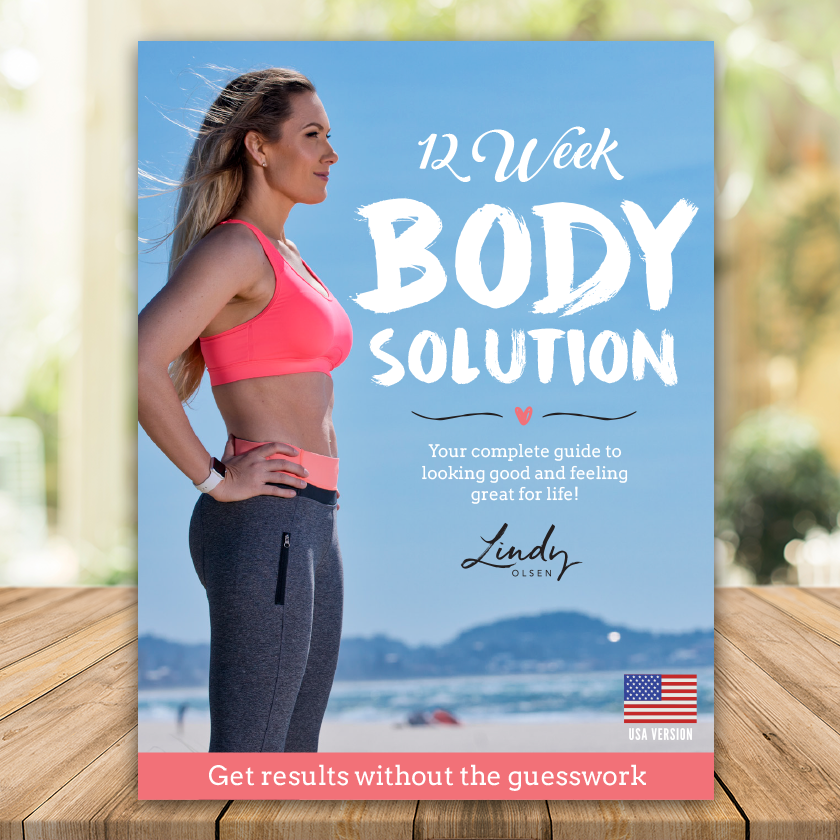 My 12 Week Body Solution - U.S.A. Version