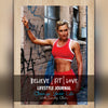 Believe Fit Love Lifestyle Journal