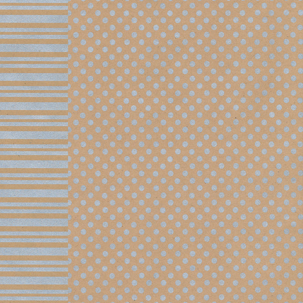 Wrapping Paper: Spots and Stripes