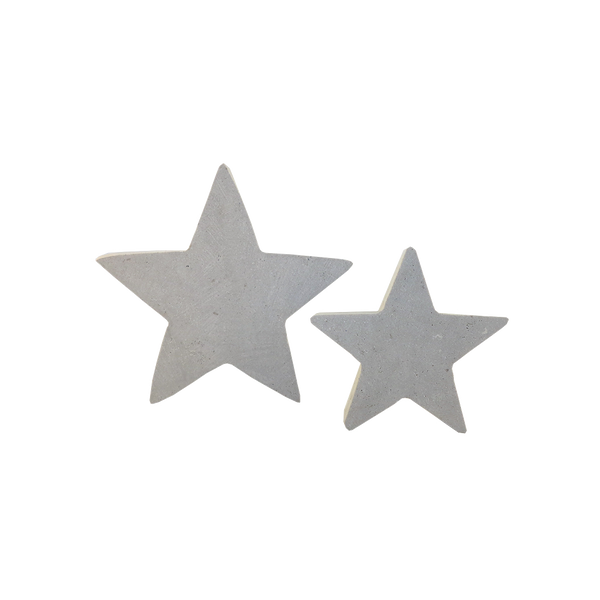 Concrete Look: Star