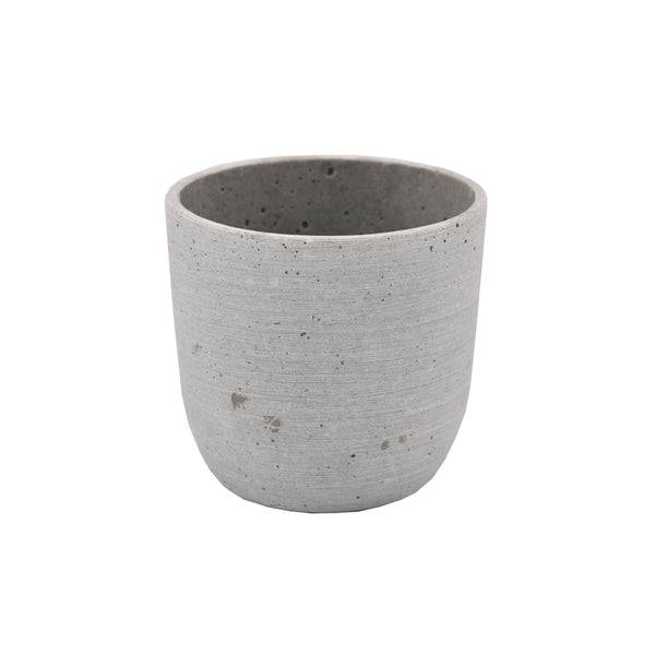 Concrete Look: U Shape Pot
