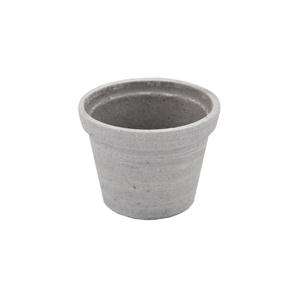 Concrete Look: Flower Pot