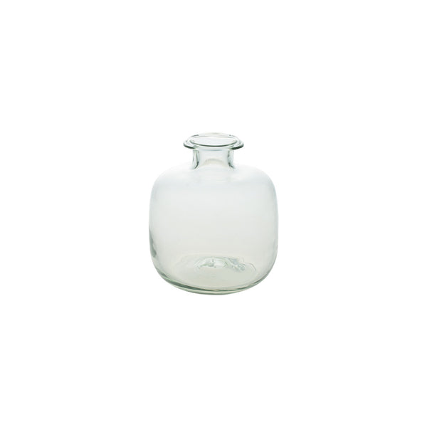 Industrial Glassware: Rounded Vessel