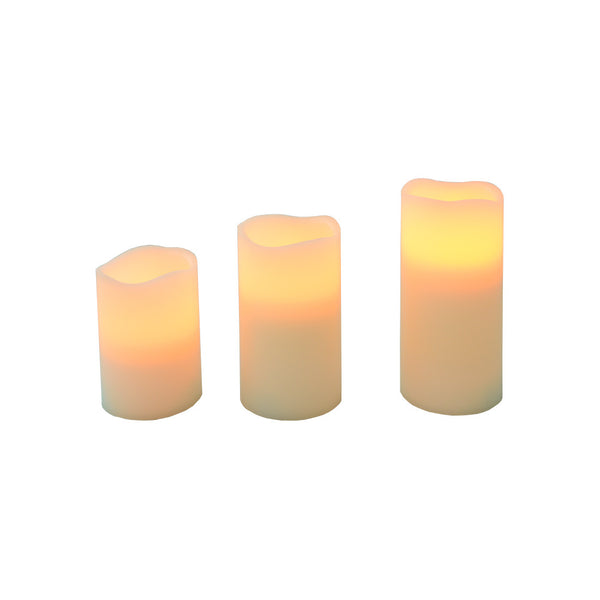 Candles LED: Smooth Finish
